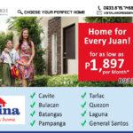 Vista Land Residences - Lumina Homes banner