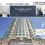 The Marfori Tower at The Lakefront by Crown Asia